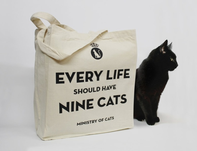Every Life Should Have Nine Cats - Ministry Of Cats