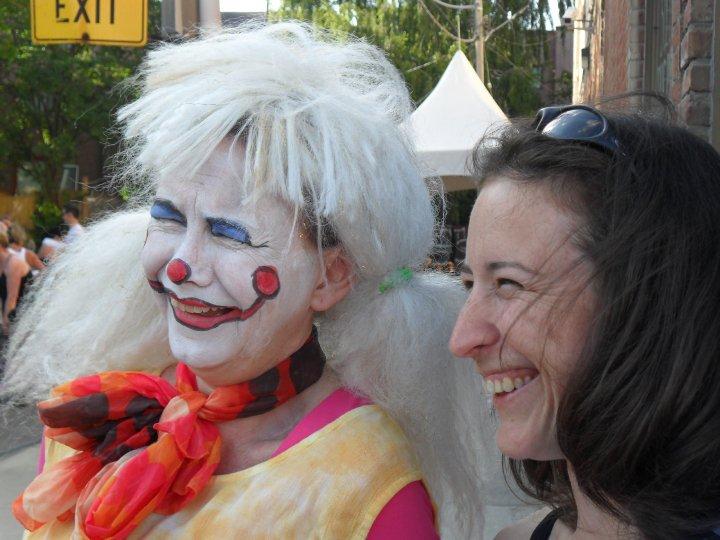 Clownlaughing